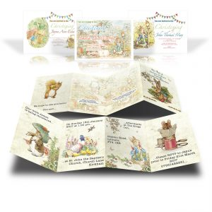 Peter Rabbit Invites
